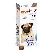 Бравекто Таблетка від бліх та кліщів для собак масою тіла 4,5-10кг