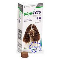 Бравекто Таблетка від бліх та кліщівдля собак масою тіла 10-20кг