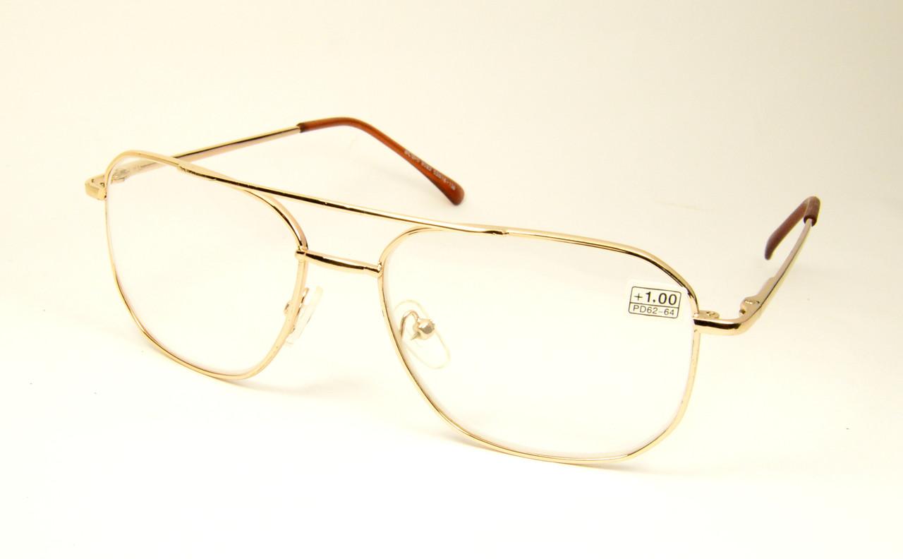 Мужские очки металл (8982)