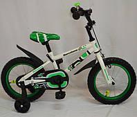 Детский двухколесный велосипед Barcelonа 14 дюймов