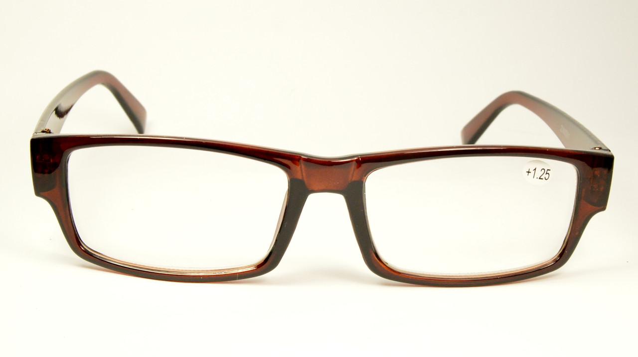 Очки в пластиковой оправе (ZW 0501)