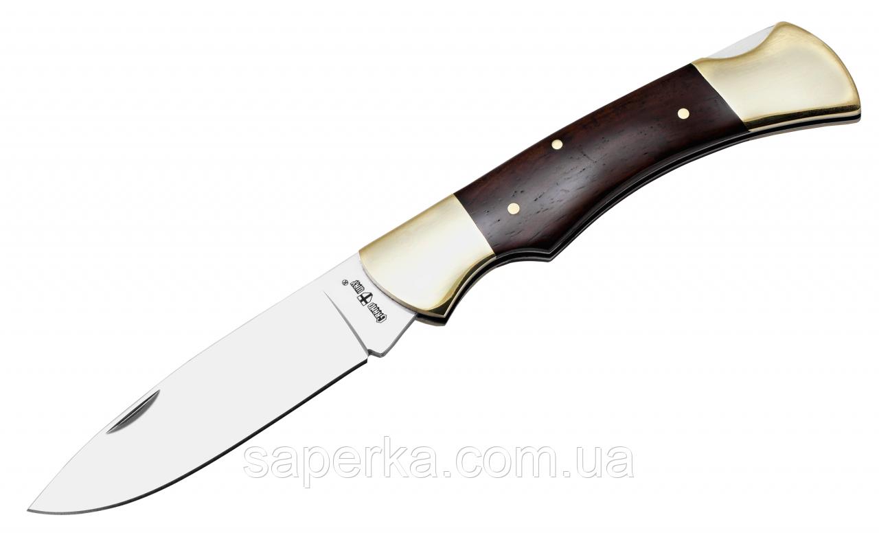 Нож складной туристический Grand Way S 100 (BRASS)