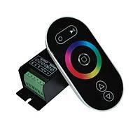 RGB контроллер для ленты 220В Touch DMX (DMX интерфейс, Touch панель) подкл. до 200м
