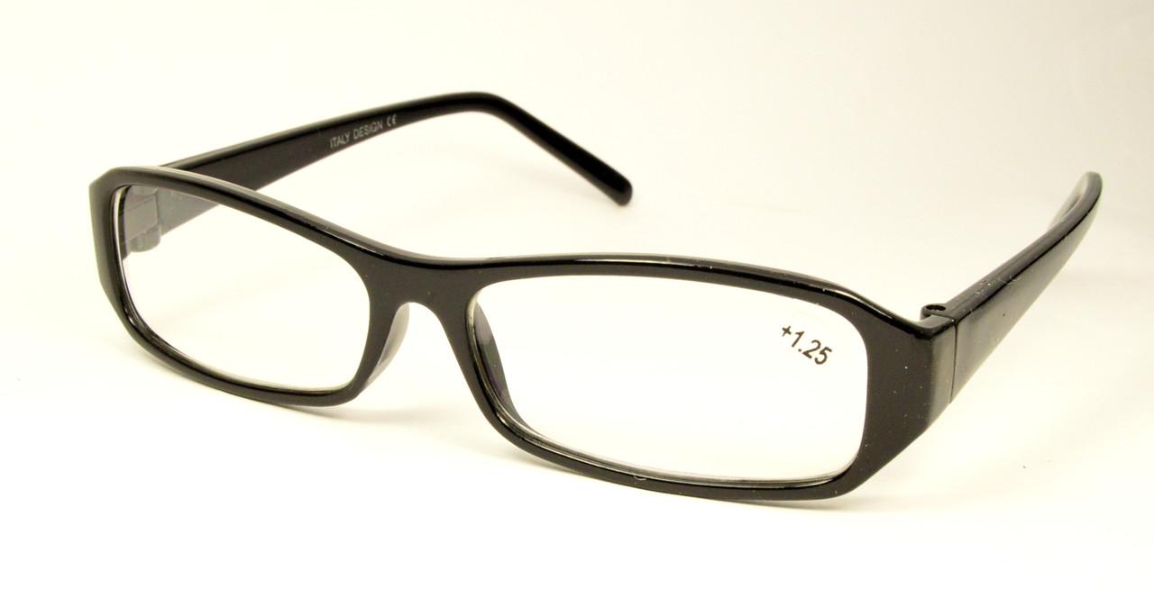Очки черные оптом (806)
