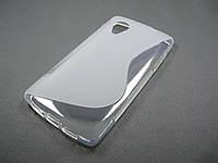 Полимерный TPU чехол LG Nexus 5, фото 1