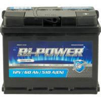 Аккумулятор 60 Аh/12V  Euro BI-Power