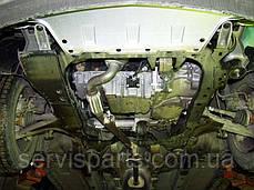 Защита двигателя Opel Vectra C 2002- (Опель Вектра С), фото 3