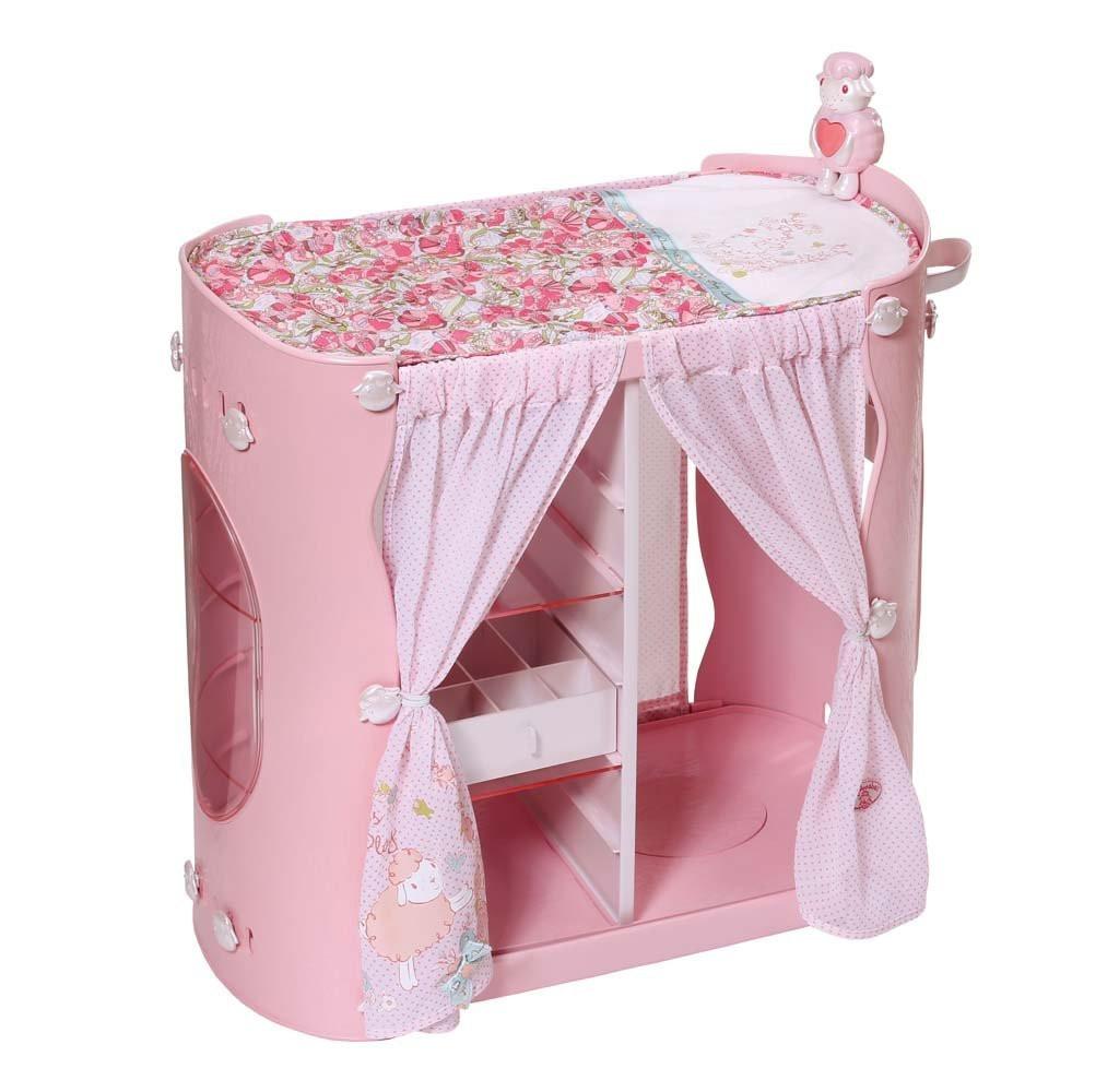 Пеленальный центр куклы Baby Annabell  Беби Анабель 2 в 1 Zapf Creation 794111