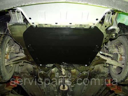 Защита двигателя Opel Vectra C 2002- (Опель Вектра С), фото 2