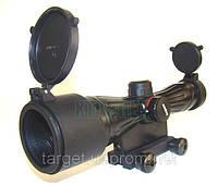 Оптический прицел Leapers 6х40, прорезиненный