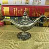 Сувенир пепельница Лампа Алладина бронза