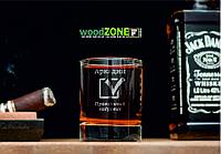 Именной стакан для виски «Правильный кадровик»