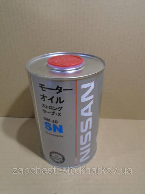 Масло 5W-30 SN NISSAN 1л FANFARO