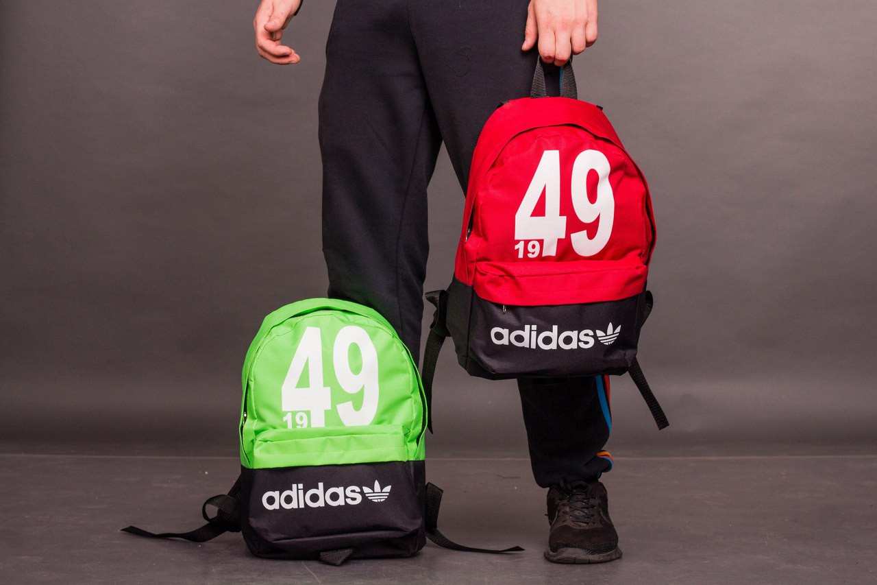 Мужской спортивный рюкзак Nike(Adidas), реплика