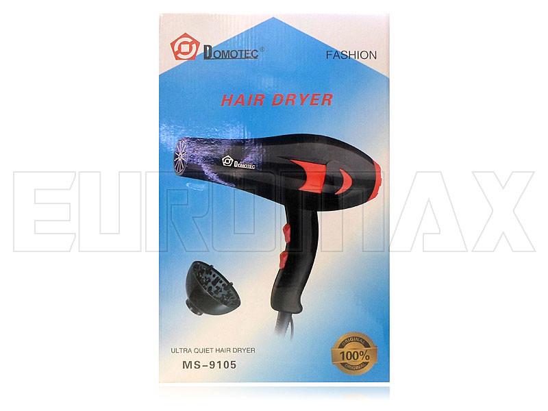 Фен для волос 2200Вт Domotec 9105