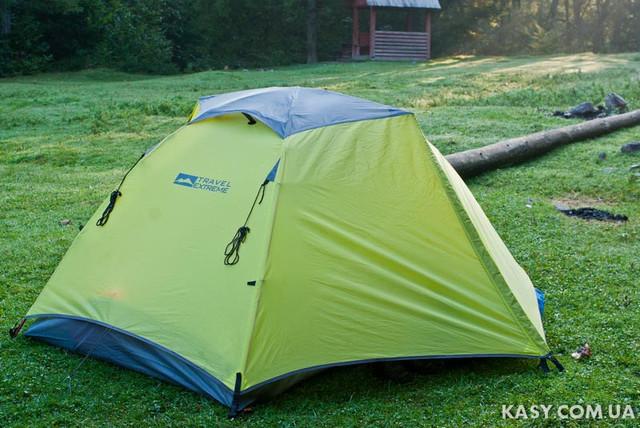 Легкая и дешевая палатка от Украинского производителя!