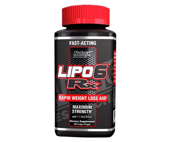 Lipo-6 RX Nutrex 60 Liquid-Caps