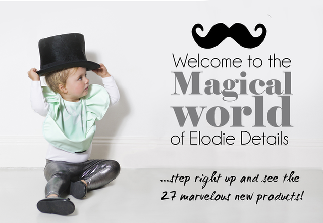 Новая коллекция Elodie Details Magical world