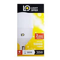 Лед лампы Light Offer 30W 5000К