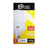 Лед лампа Light Offer 40W 5000К