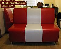 Диваны  для кафе Formula F1 красный, фото 1