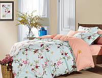 Комплект постельного белья семейный сатин К-740