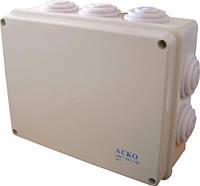 Коробка Распределительная Наружная 200х155х80  IP-65 Taker