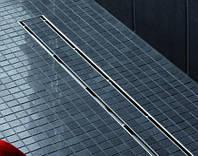 Душевой канал ACO Shower Drain 785 + решетка под плитку
