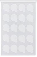 Поднос для клея для наращивания ресниц (20 шт)