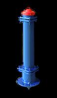 Гідранти пожежні L 0,5м - 3,75м