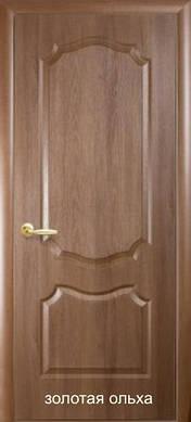 Двери Фортис Вензель глухие пленка пвх De Luxe
