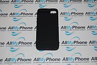Чехол Slim Matte TPU case для Apple iPhone 5 / 5S / SE черный