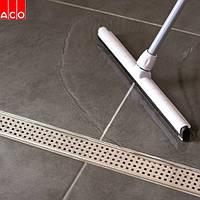 Душевой канал ACO Shower Drain 785 + решетка КВАДРАТ
