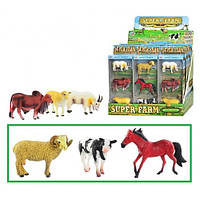 "Набор фигурок животных ""Super Farm"" Q9899-197"