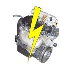 Електрика двигуна
