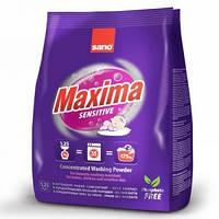 Стиральный порошок Sano Maxima Sensitive, 1,25 кг, арт. 295336