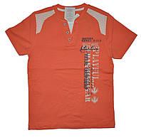 """Детская футболка на мальчика (9 - 12 лет) """"Bembi"""" LM-775"""