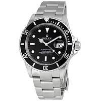 Кварцевые наручные часы Rolex Submariner Silver R6136, фото 1