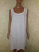 Ночная сорочка, хлопок, Украина, размер 48