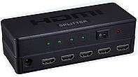 HDMI сплиттер 1х4 (на 4 выхода)