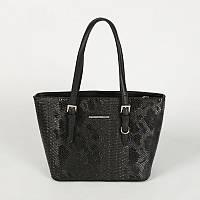Женская сумочка под питона