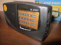 Радио для дома и дачи Star Radio SR-308 AC