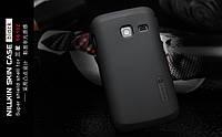 Чехол Nillkin Samsung S6102 Galaxy Y Duos + пленка (черный)