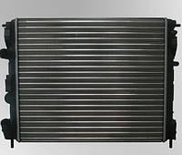 Радиатор системы охлаждения (с АС) до 2008 г.LOGAN/SANDERO EuroEX (7700428082)