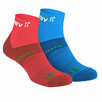 All Terrain Sock Mid Red/Blue