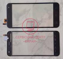 HOMTOM HT3/HT3 ERGO A500 PRO сенсорний екран, тачскрін чорний