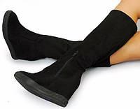Женские сапоги az1326 Sneakersy Black