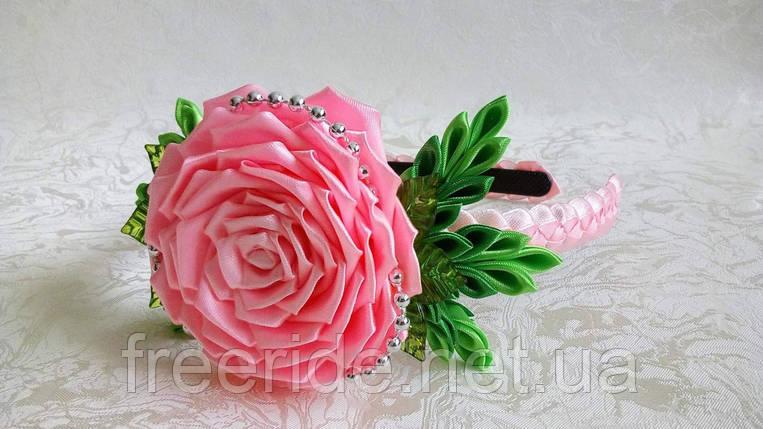 Обруч Весенняя роза, фото 2