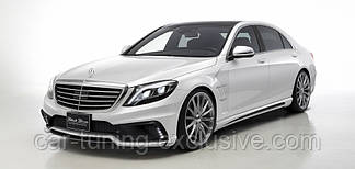 WALD Body kit for Mercedes S-class W222