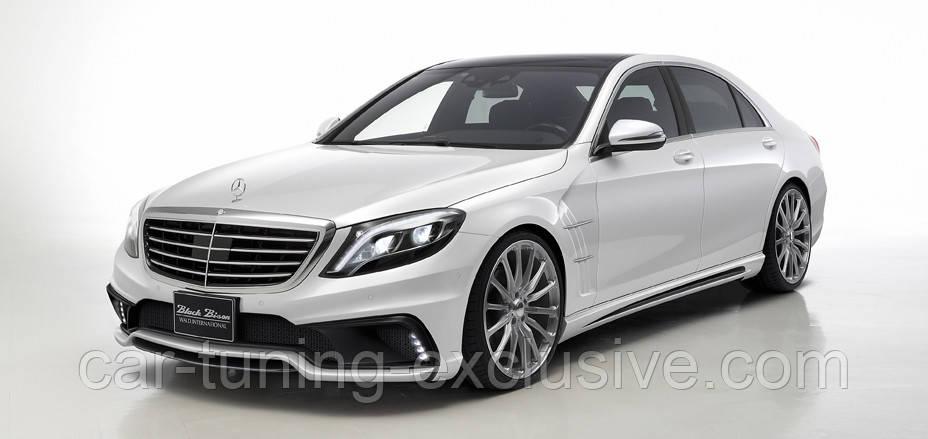 WALD Body kit for Mercedes S-class W222